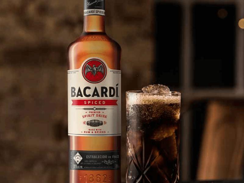 Яскравий і в той же час м'який Bacardi Spiced