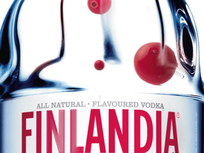 Горілка Finlandia Cranberry