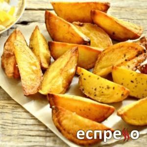 Картопля по-селянськи