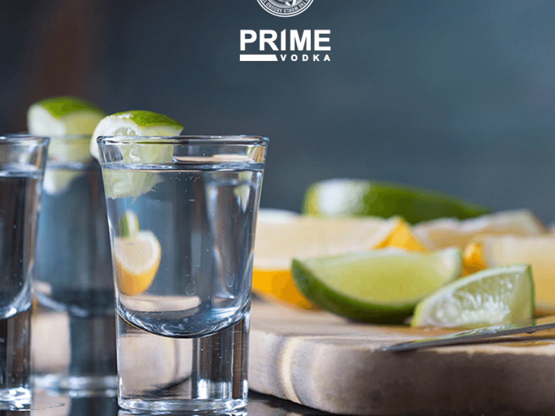 Преміум горілка PRIME Noire
