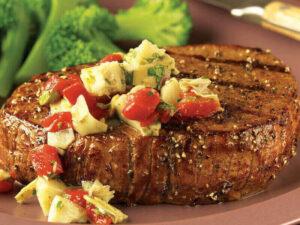 Стейк «Яблучко» • Eye of Round Steak