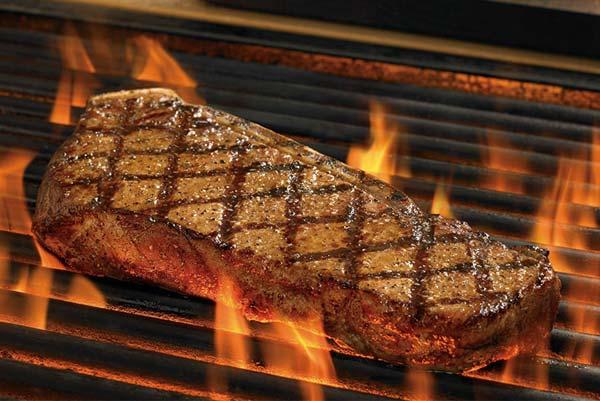 """Стейк «Нью-Йорк» чи Стріплойн стейк • """"New-York"""" steak, Striploin steak"""