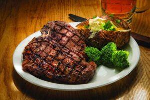Стейк «Портерхаус» • Porterhouse steak