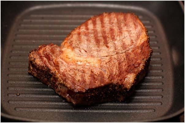 Стейк «Рібай» • Ribeye steak