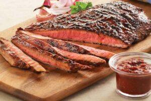 Стейк з підчеревини, «Фланк» стейк • Flank steak