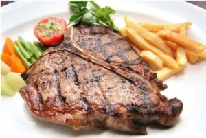 «Ті-бон» стейк • T-bone steak